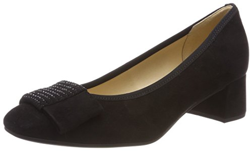 Gabor Ladies Basic Pumps Black (nero (nero))