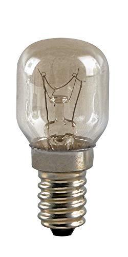 Glühlampe zum Einschrauben für Lamona Ofen Herd, 25 W, SES, E14 -