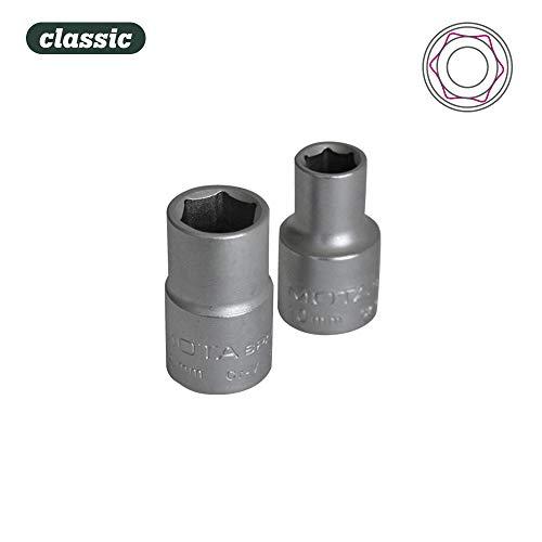 Embout hexagonal encastrable 1-2 de 19 mm E119