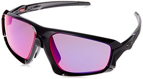 Oakley Herren Sonnenbrille Field Jacket Schwarz (Negro) 64