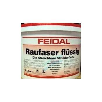 Häufig Baufan Flüssige Raufaser Rauhfaser 10l: Amazon.de: Baumarkt YP76