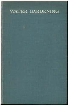 Book WATER GARDENING