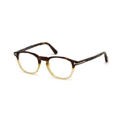 Tom Ford 5389 Blonde Tortoise Kunststoffgestell Brillen