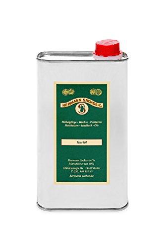 Holzpflege Hartöl farblos