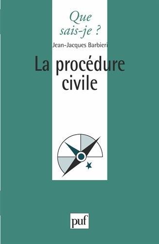 La procdure civile