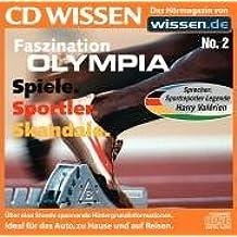CD WISSEN - Faszination Olympia - Spiele. Sportler. Skandale, 1 CD