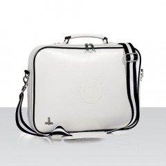 Sushi retro white Notebooktasche bis 35,5 cm (11-14 Zoll)