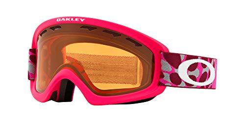 fc8c779fc5 Oakley Herren Schneebrille O Frame 2.0 XS Octoflow Coral Pink