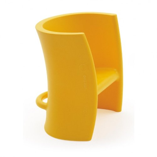 Magis Me Too Trioli Kinderstuhl, gelb Polyethylen