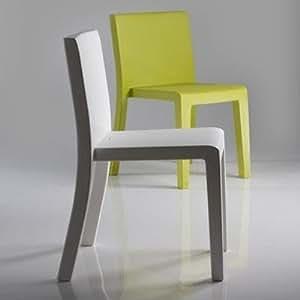 Vondom - Chaise, Fauteuil & Canape - Jut Chaise