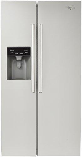 Whirlpool 568 L Frost-Free Side-by-Side Refrigerator (SBS 600, Steel)