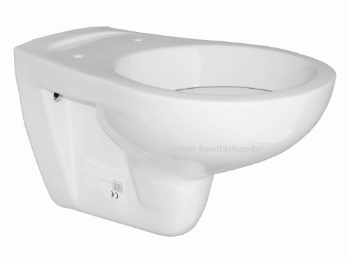 Geberit Duofix Basic UP 100 WC-Vorwandelement WC SET mit Platte Delta 50 matt chrom, Schallschutzset, Wand WC Keramik mit WC-Sitz Absenkautomatik