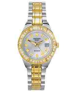 Sekonda Classique Ladies' Two-Tone Watch (28CHE55) Best Price and Cheapest
