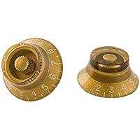 Gibson Gear PRHK-020 - Mandos, 4 unidades, color dorado