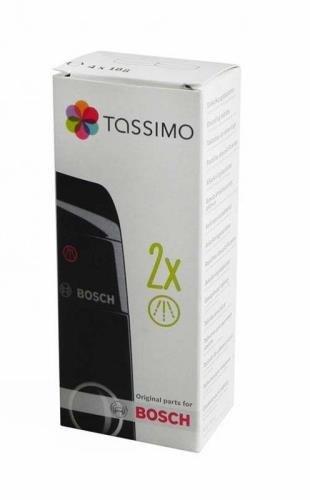 2x Tassimo Bosch Kaffeemaschine/Espresso Maker Entkalker/Bartyspares Reinigungstabletten