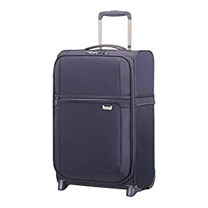 Samsonite Uplite Upright 55/20 Equipaje de Mano, 35 cm, 40 litros, Color Azul