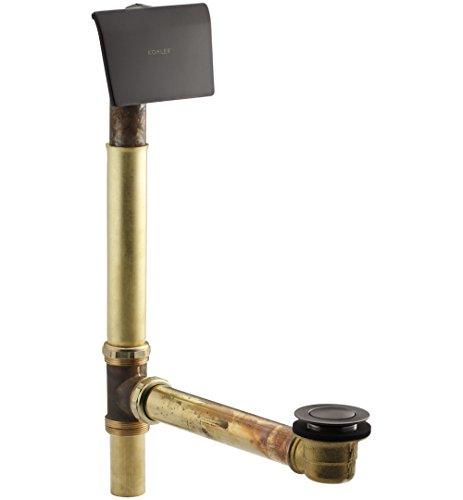 Kohler K-7169-AF-2BZ Clearflo 1 1/2-Inch Adjustable Pop-Up Drain, Oil Rubbed Bronze by Kohler -