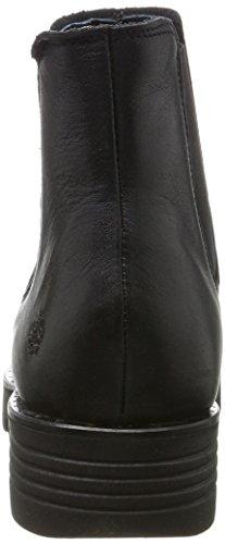 Apple of Eden Damen Nanda Chelsea Boots Schwarz (Black)