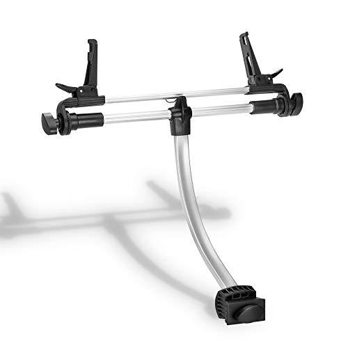 Ultrasport F-Bike Multimedia Halterung, Vorrichtung für Tablets, eBook-Reader, Smartphones, kompatibel mit allen F-Bike Modellen, Hometrainer-Halterung, Tablethalter mit Stange, Montage ohne Werkzeug