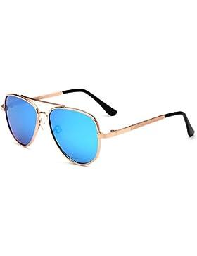 Juleya Nueva Moda Niños Gafas de Sol Polarizadas Niños Niñas Niños Bebé Niño Cool Aviator Sunglasses