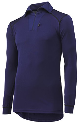 Helly Hansen DRY maglia a maniche lunghe Polo Kastrup Zip 75017 Long Sleeve, 34-075017-590-XL