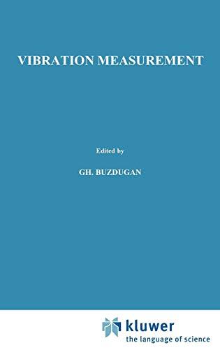 Vibration measurement (Mechanics: Dynamical Systems (8), Band 8)