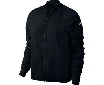 Nike Oberkörper Bekleidung Woven Court Full Zip Jacket, Weiß, XS, 646181-101