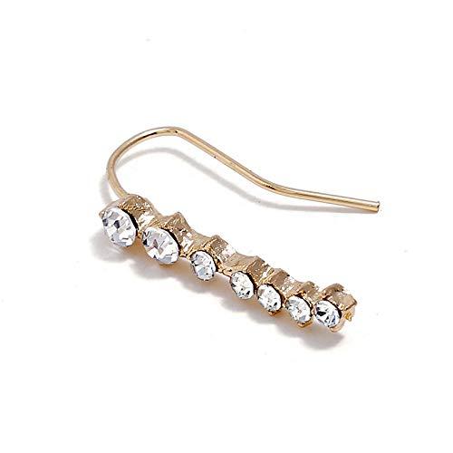 KYVIS Ohrring-Schöpflöffel-Ohrringe Für Frauen-Schmuck-Ohrringe