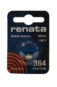 Batterie Silberoxyd Renata 364, 1er