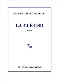 La clé USB par Jean-Philippe Toussaint