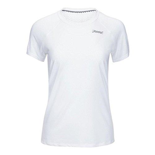 Zoot Damen Chill Out T-Shirt, Damen, weiß