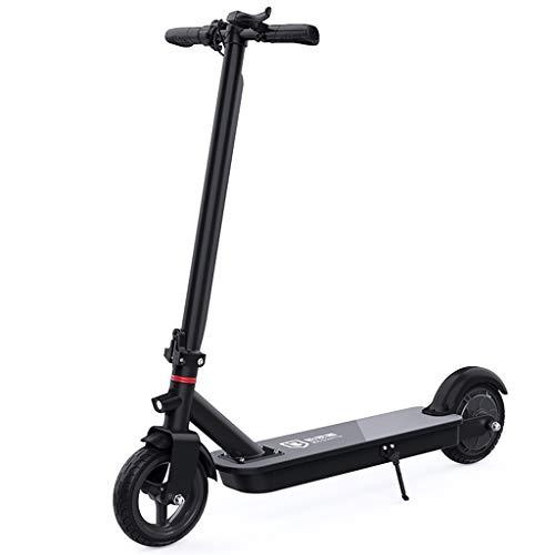 Preisvergleich Produktbild HLF- Elektroroller Faltrad,  Erwachsenenroller Mini tragbar,  150kg belastbar,  Höchstgeschwindigkeit 18km / h