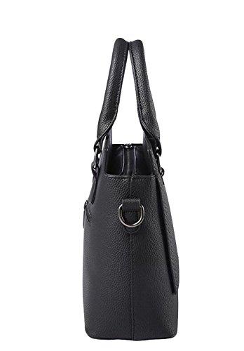 Frau Handtasche Schulter Diagonal Mode Handtaschen Freizeit Rucksack Purple