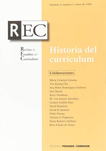 Historia del curriculum : la construccion social de las por Ivor F. Goodson