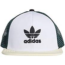 adidas T H Trucker CA Gorra de Tenis, UN, Negro/Blanco/SOLNEB,