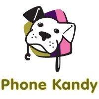 Phone Kandy® Emoji ultra mince bande dessinée de garde d'étui en silicone et TPU écran clair et transparent animé Cover Case (iPhone 6 6s PLUS (5.5 pounces), caca) Licorne