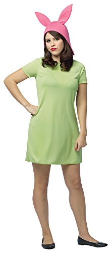 se Adult Costume (Bob's Burgers Kostüm Louise)