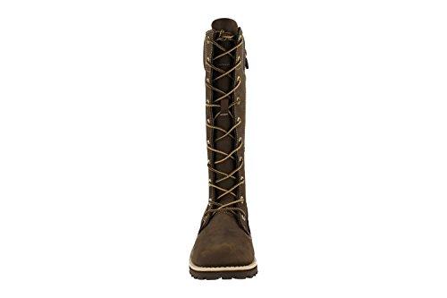 Timberland, Asphltrl Cls Tall Db Brun Foncé, Chaussures Enfants, Unisexe - Brun Foncé Enfant