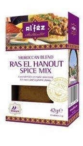 Al'Fez Ras El Hanout Spice Mix (42g) by Al Fez