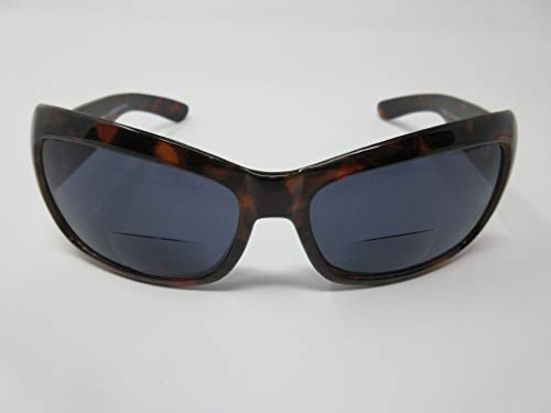 LINDAUER Getönte Damen Lesebrille/Sonnenbrille BIFOKAL +3,0 UV400 CAT.3