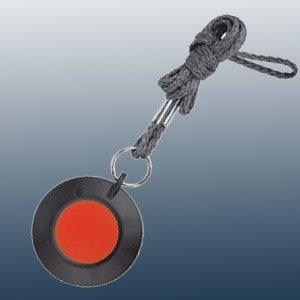 Pflegeruf-Set / Hausnotruf / Senioren-Hausalarm mit Funk-Halsbandsender und QUITTIERUNGSFUNKTION