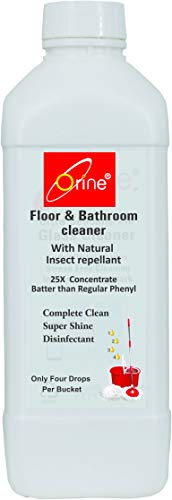 Orine Floor & Bathroom Cleaner With Natural insect Repellant (850 ml)