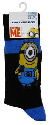 Para hombre calcetines de Minions (Stuart)