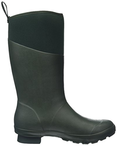 Muck Boots Tremont Wellie Matte Mid, Bottes de Pluie femme Green (deep Forest Green)