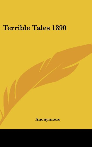 Terrible Tales 1890