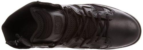 """5.11 Taclite 6"""" Side Zip Bottes Noir Noir"""