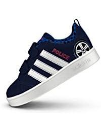 separation shoes 6a18a a4b29 adidas Vs Advantage Cmf Inf Scarpe da Ginnastica Unisex – Bambini, Blu  (Maruni
