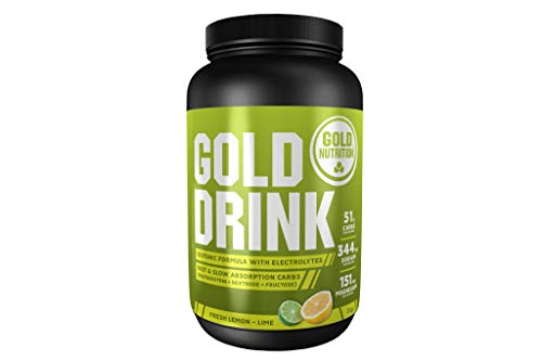 GoldNutrition Gold Drink Isotónico