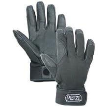 Petzl K52LN Cordex leicht Belay/Rappel Handschuh, groß, Schwarz