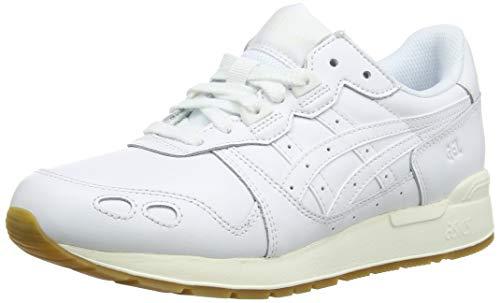 ASICS Damen Gel-Lyte Laufschuhe Weiß White 100, 42 EU
